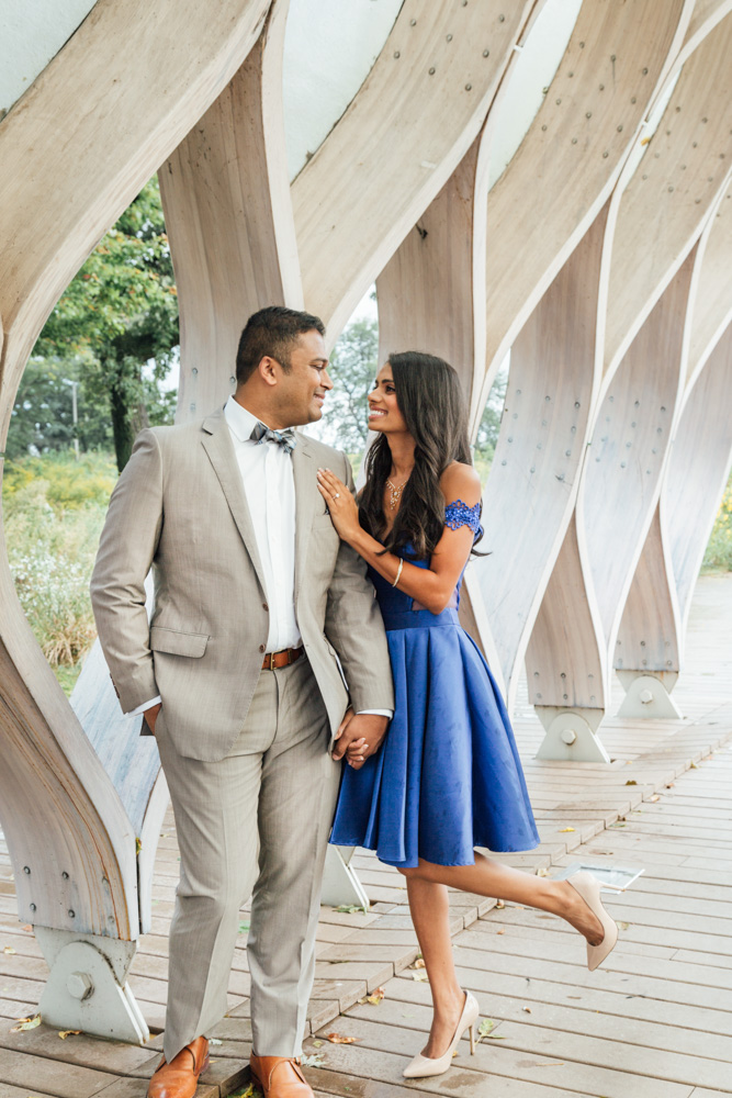 Bokeh-Studios_Chicago-Engagement-Photography_Lincoln-Park_Honeycomb-Structure-Photography_003