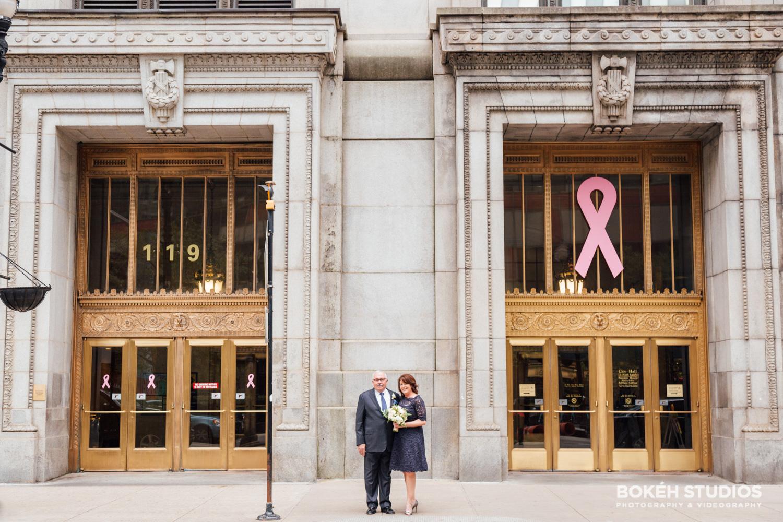 Bokeh Studios City Hall Wedding Chicago Photographers Photography 01