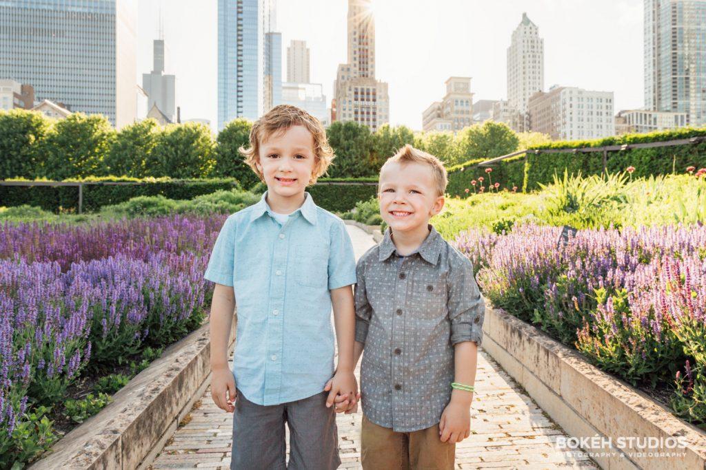 Bokeh-Studios_Millennium-Park-Nichols_Bridgeway-Cloudgate_Bean_Chicago_Family-Photography-Photographer_13