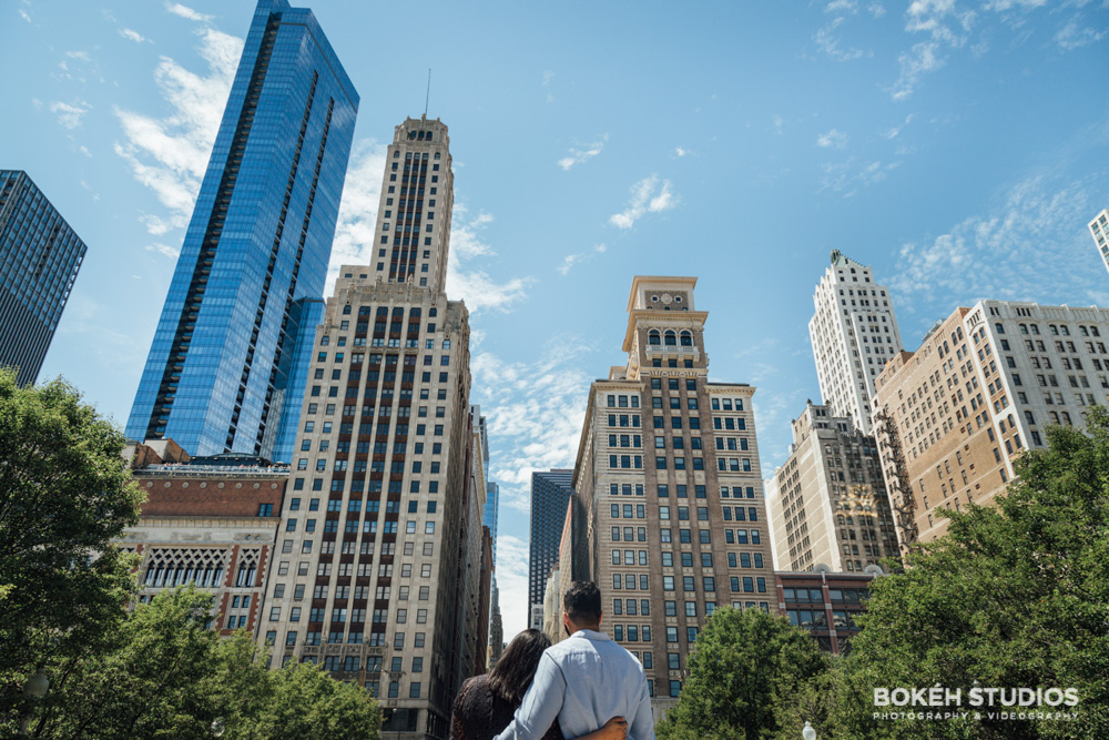 Bokeh-Studios_Downtown-Chicago-Engagement-Photography_Photographer_Best_Millennium-Park_02