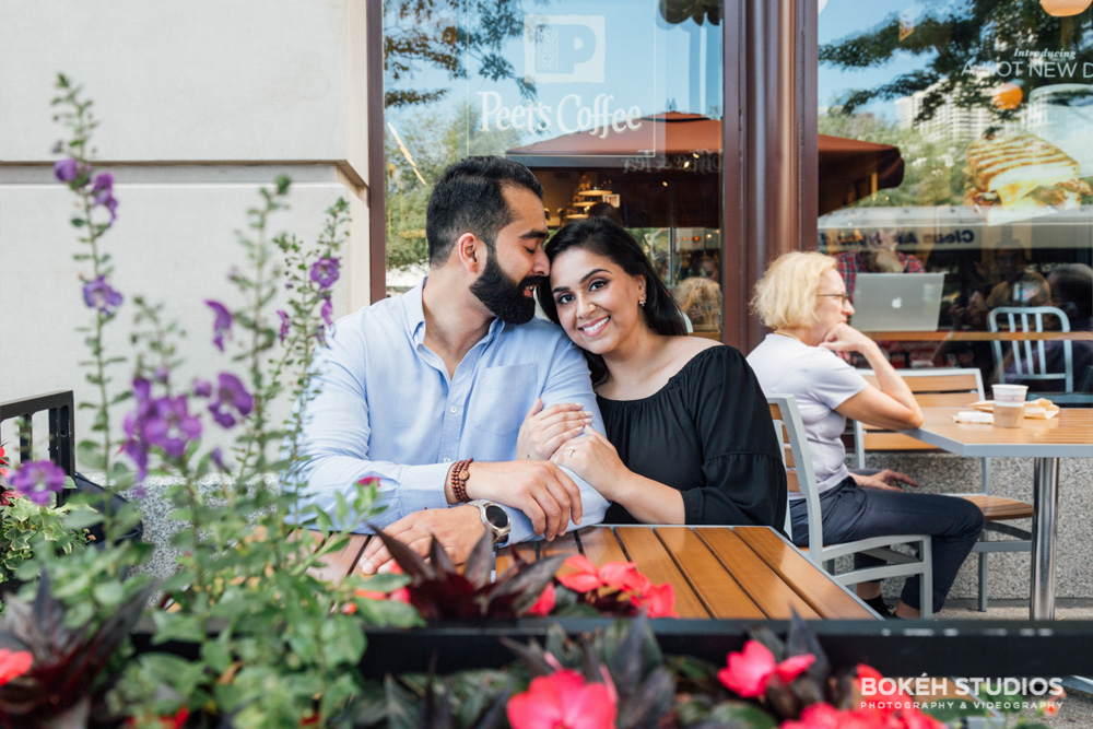 Bokeh-Studios_Downtown-Chicago-Engagement-Photography_Photographer_Best_Peets-Coffee_02