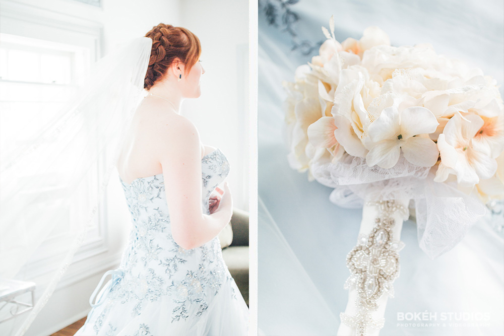 Handmade Wedding Dresses Chicago : Bok?h studios oak park wedding at cheney mansion casey constance