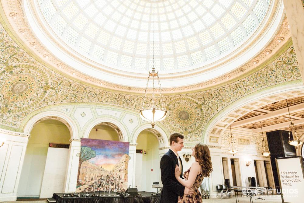 Bokeh-Studios_Chicago-Downtown-Engagement-Photography-Cultural-Center-Millennium-Park_04