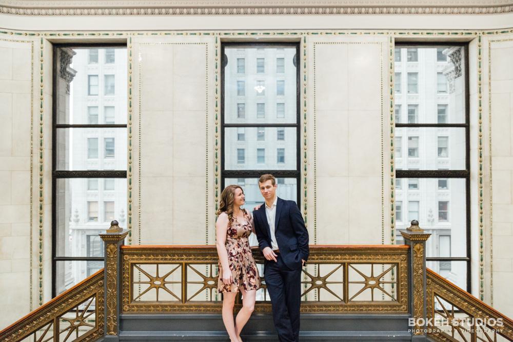 Bokeh-Studios_Chicago-Downtown-Engagement-Photography-Cultural-Center-Millennium-Park
