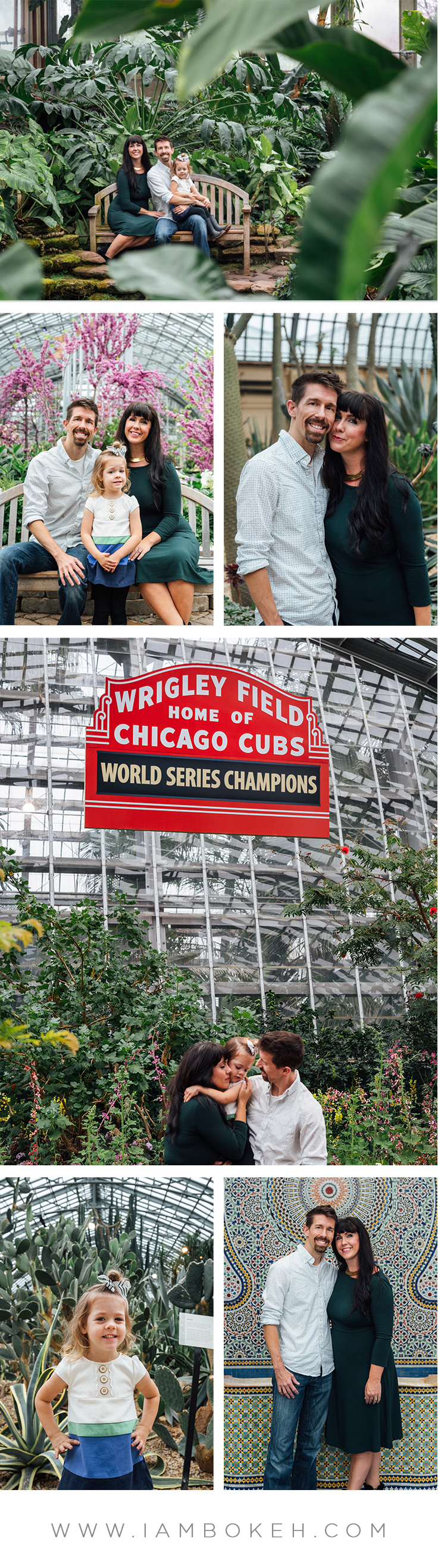 Lifestyle Shoot in Downtown Chicago: The Alexander Family