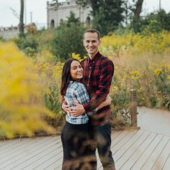 Engagement Shoot in Lincoln Park: Bill & Rachel