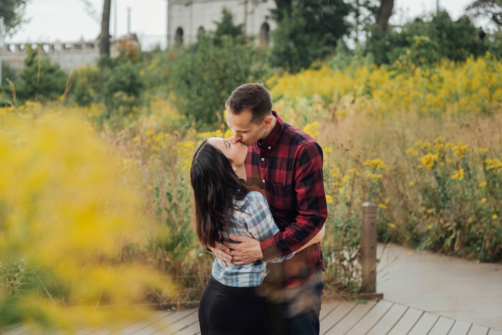Bokeh-Studios-Engagement-Shoot-Photography-Lincoln-Park-Honeycomb-Structure-Chicago-Photographer-Best-Engaged_27