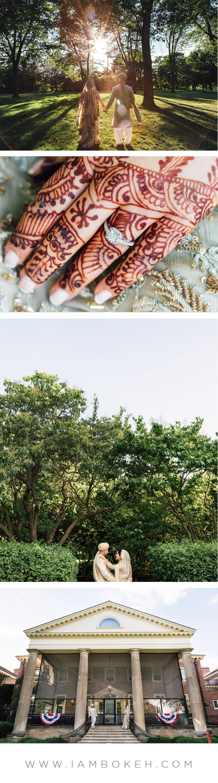 Bokéh Studios | Downers Grove Wedding at Ashyana Banquets: Fahad & Saifra