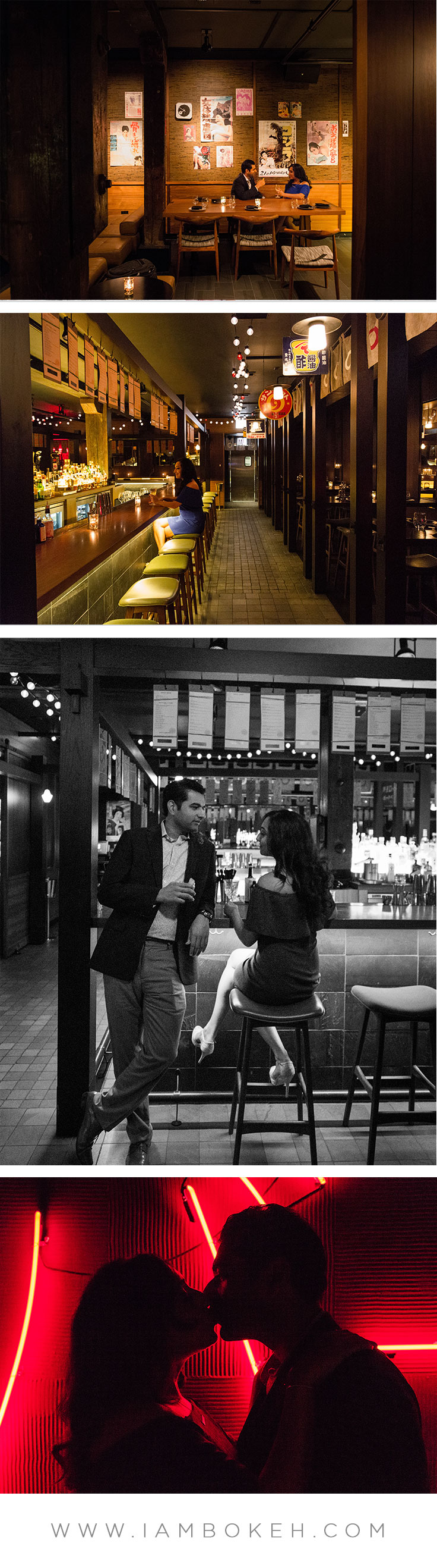 Bokéh Studios   Engagement Shoot in Chicago: Rishi & Sonia