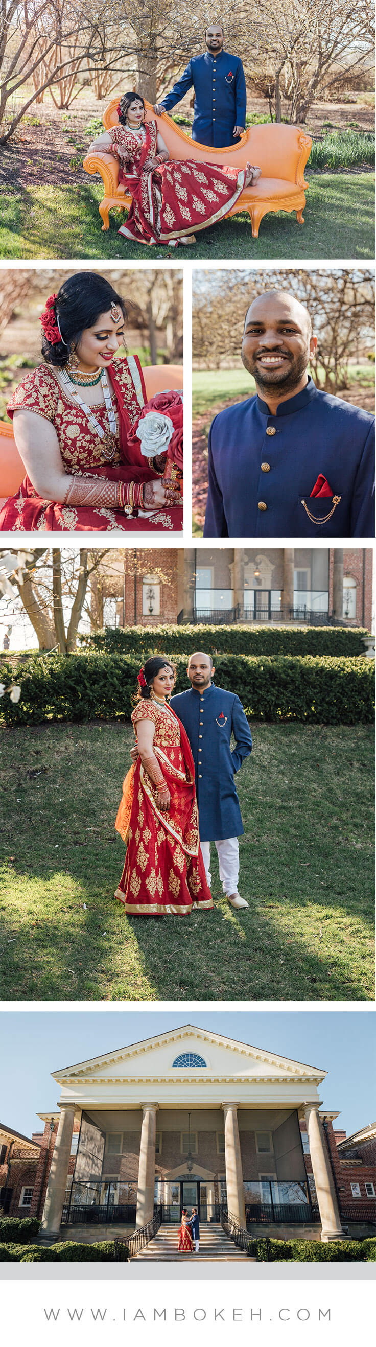 Bokéh Studios | Downers Grove Wedding at Ashyana Banquets: Rohan & Fatima